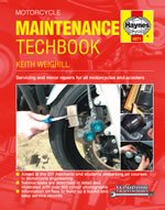 Motorcycle Maintenance TechBook