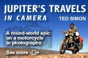 Haynes Jupiter's Travels in Camera button