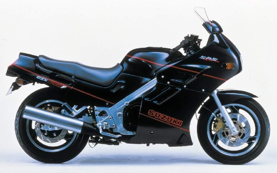 Suzuki  Katana Specs